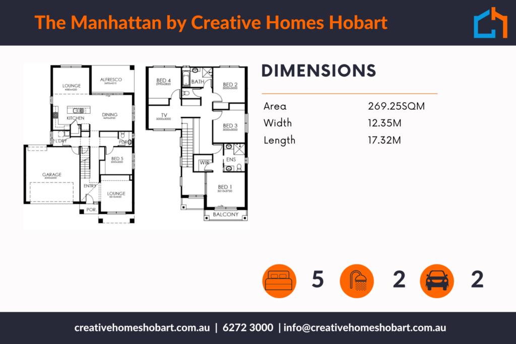 Manhattan 269 plan