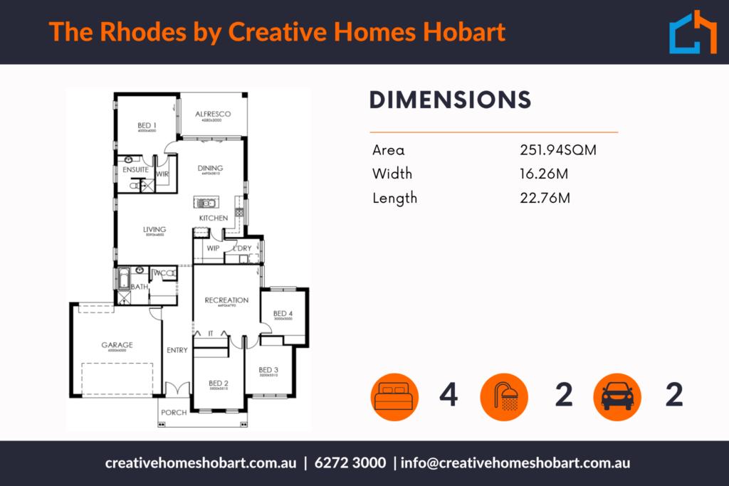 Rhodes 251 plan