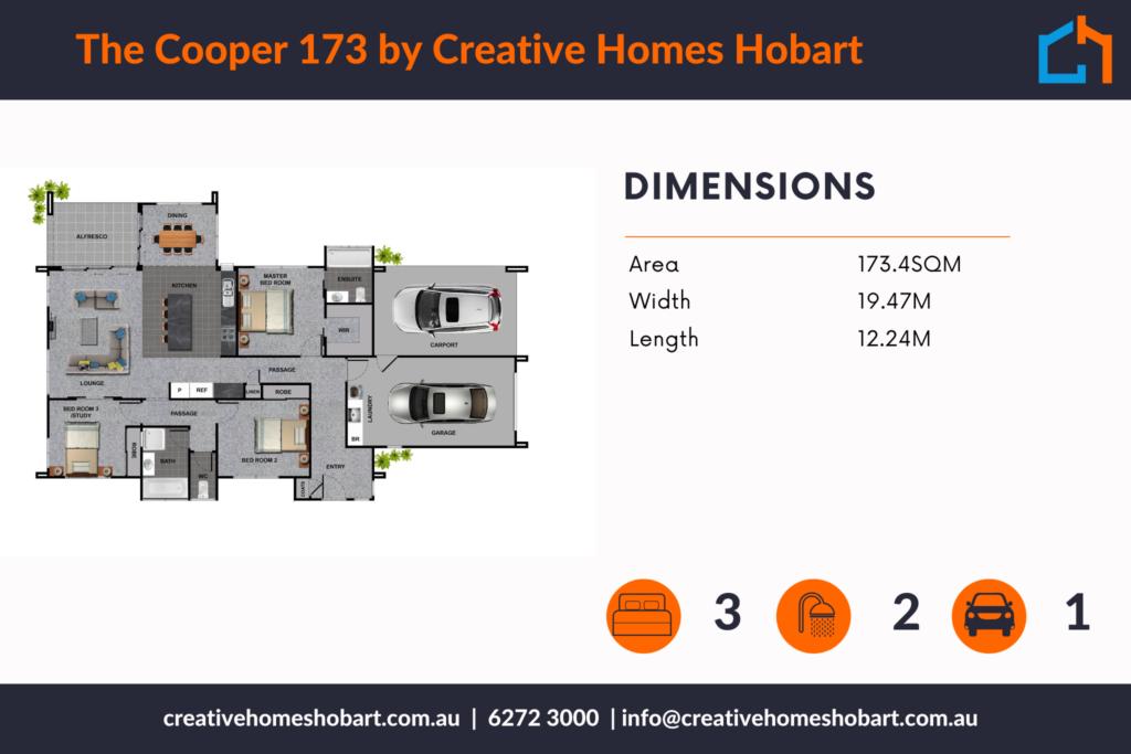 Cooper 173 plan